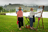 Schaefers' Halt / Dullstroom Accommodation - art courses (Photo: Petri Viljoen)